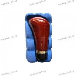 Ручка КПП красное дерево