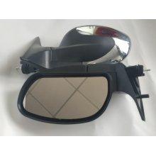 Зеркала наружные боковые на ВАЗ 2110, 2111, 2112 SM-3298-10 Хромированные (2шт.)