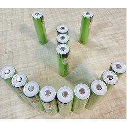Аккумулятор для фонарика 18650 LiitoKala 3400 mAh АКБ NCR18650B Li-ion Оригинал (реальная емкость)