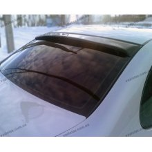 Козырек на заднее стекло ВАЗ 1118 Калина (на скотче) (ANV air)