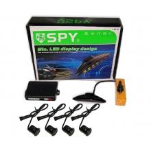 Парктроник SPY LP-113-1A (4 дат.) съемные датчики/Black