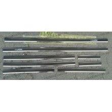 Молдинг 2 хром полосы LADA ВАЗ 2101-2107 (узкие 3см)
