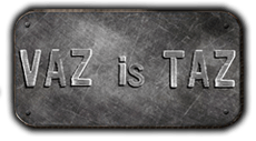 """""""VAZ is TAZ"""" автозапчасти и автоаксессуары."""