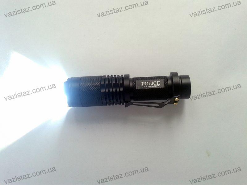 Фонарик Police BL-1812-T6 - купить ручной фонарик Bailong BL-1812 в Украине