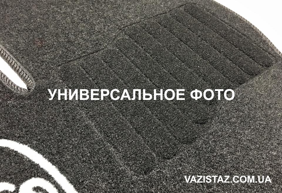 Текстильные ворсовые коврики в салон велюровые - купить в Украине AVTM