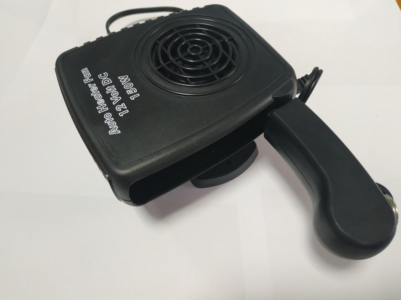 Фен обогреватель автомобильный 12 вольт - купить в Украине FAN Heater 150W