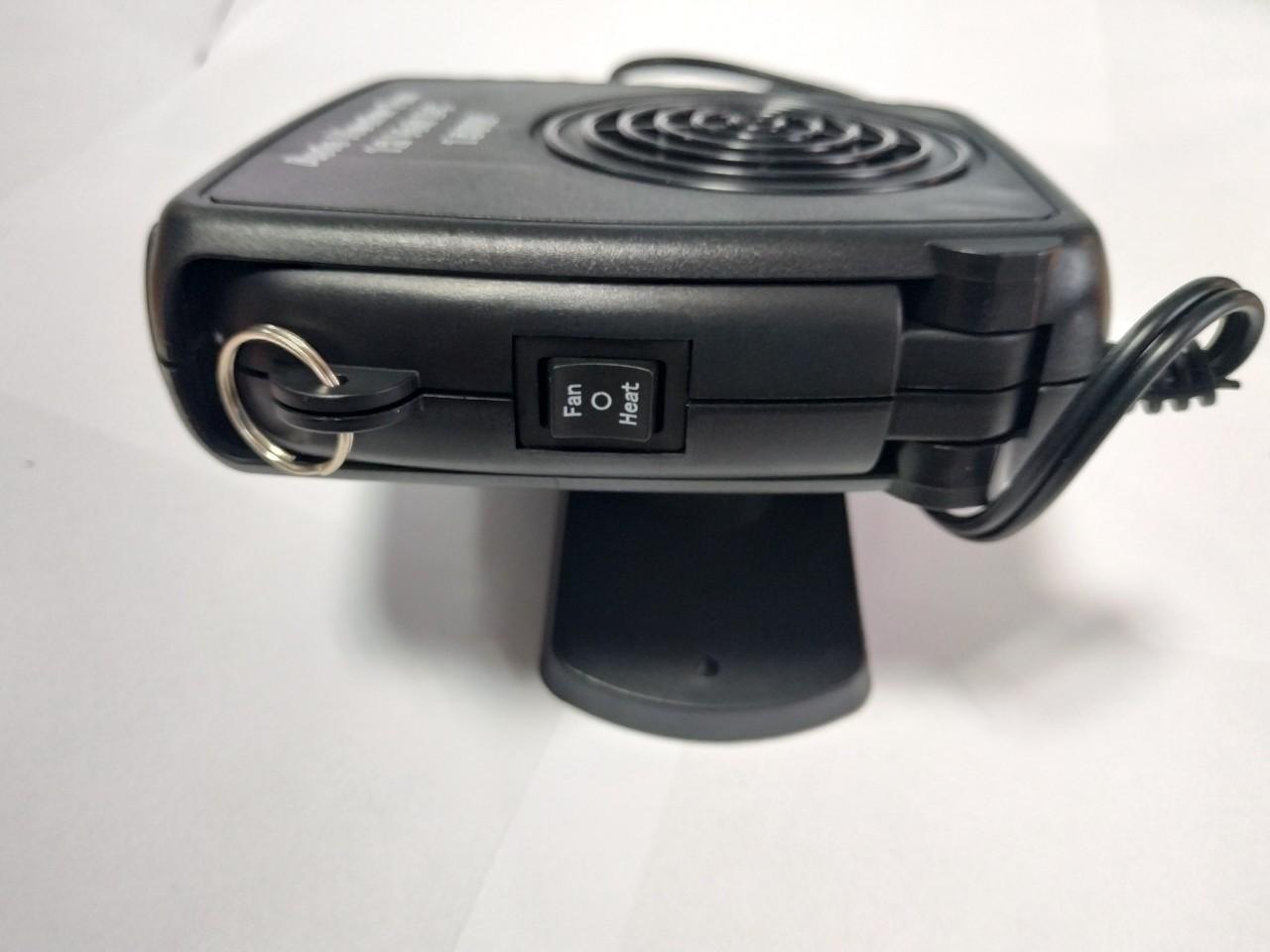 Фото кнопки переключения режимов работы обогревателя от прикуривателя