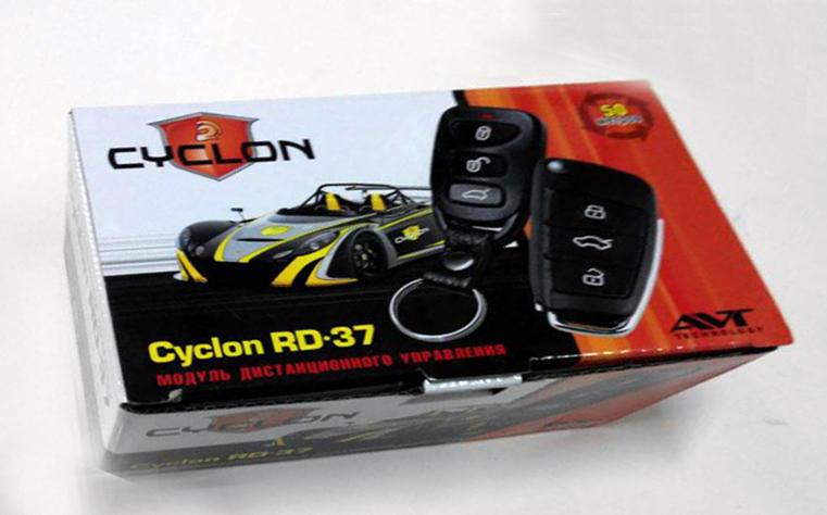 Cyclon RD-37 - купить дистанционный блок управления центральным замком
