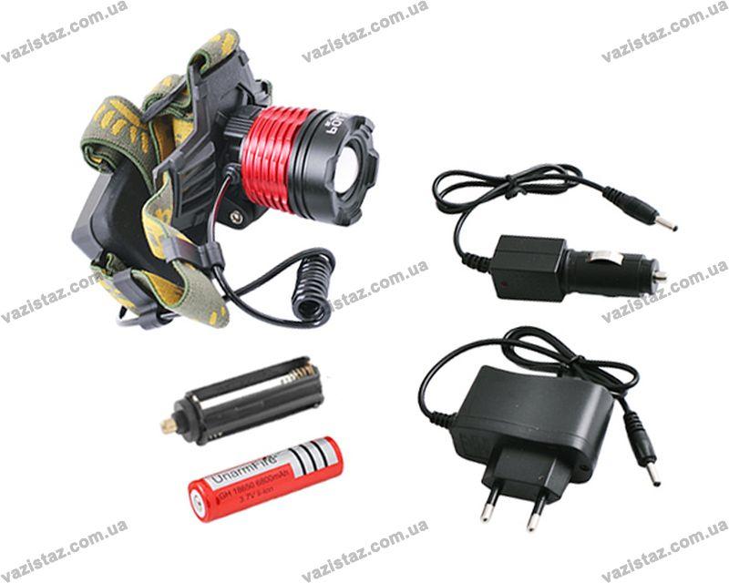 Налолбный фонарь Bailong bl 2188b купить