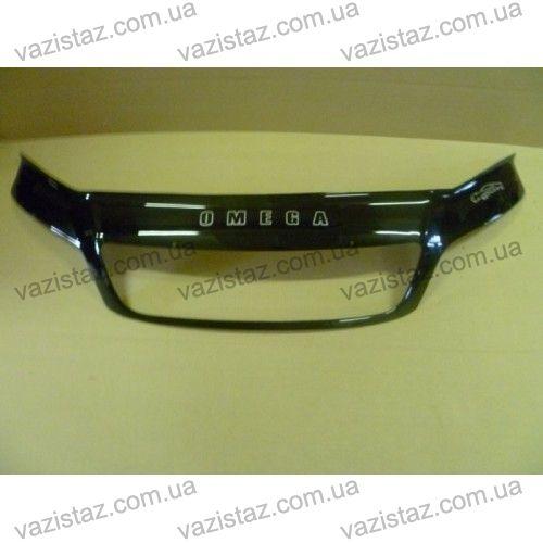 дефлектор для капота opel omega b карбон