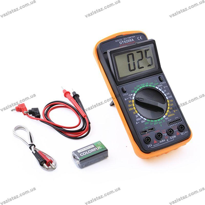 Купить мультиметр DT9208A в Украине