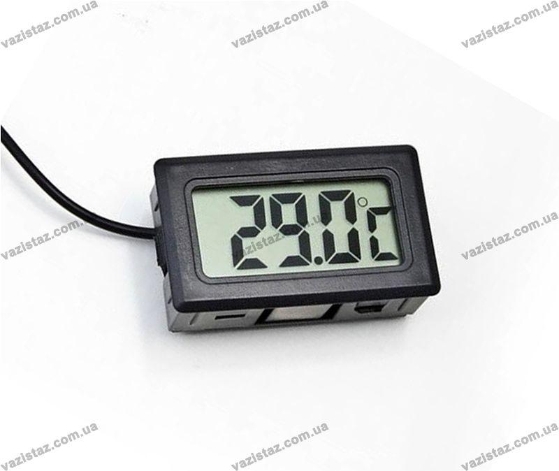 Электронный термометр с выносным датчиком купить