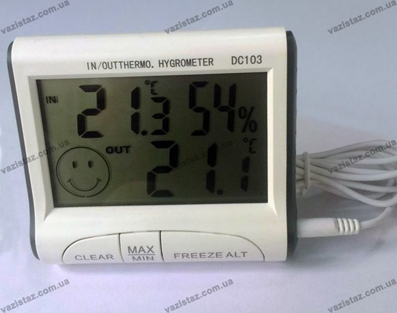 измеритель влажности воздуха в помещении купить Украина