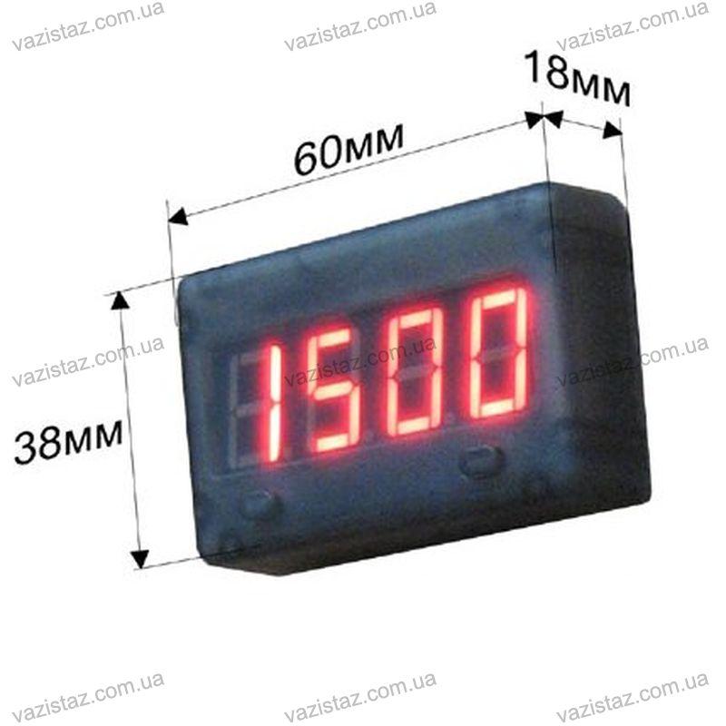 Светодиодный индикатор температуры двигателя
