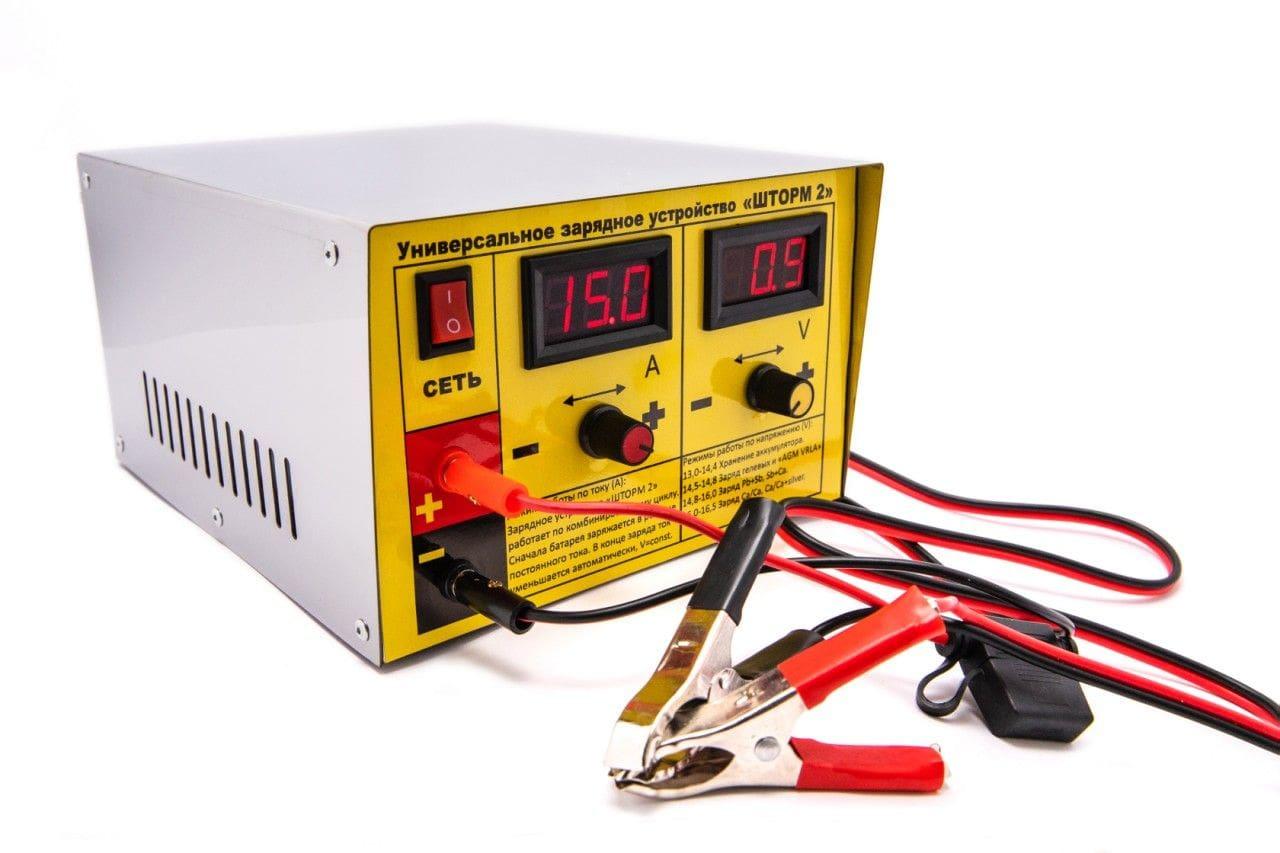 Купить Зарядне предпусковое устройство Шторм 2в Украине