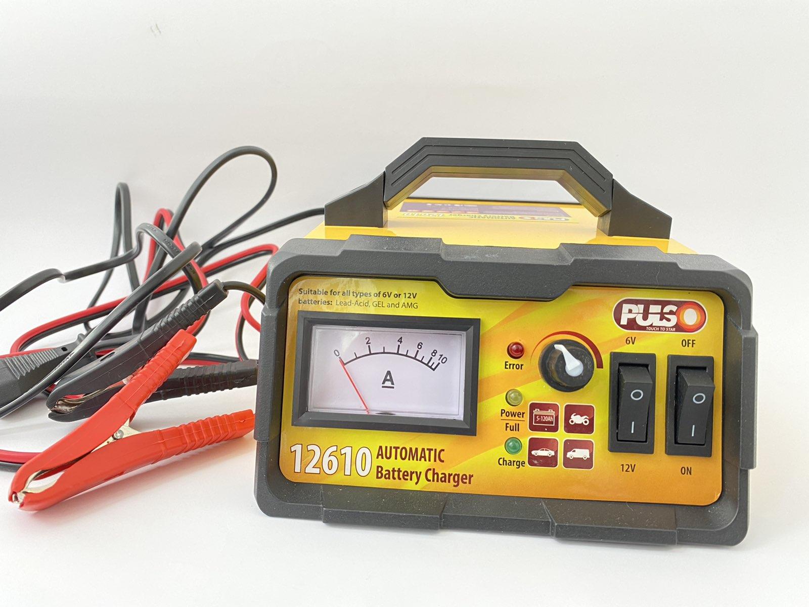 Зарядное устройство Pulso BC-12610 - купить в Украине